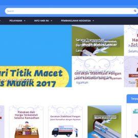Indonesiabaik.id Sebarkan Informasi Publik dari Kemkominfo dengan Cara Kekinian